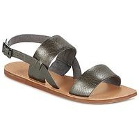 Παπούτσια Γυναίκα Σανδάλια / Πέδιλα Timberland CAROLISTA SLINGBACK Grey