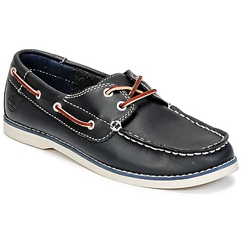 Παπούτσια Παιδί Boat shoes Timberland SEABURY CLASSIC 2EYE BOAT Μπλέ