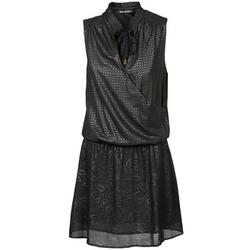 Υφασμάτινα Γυναίκα Κοντά Φορέματα Fornarina ELODIE Black