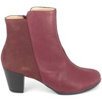 Παπούτσια Γυναίκα Μποτίνια TBS Katelyn Bordeaux Red
