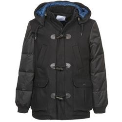 Υφασμάτινα Άνδρας Παλτό Eleven Paris KINCI Black