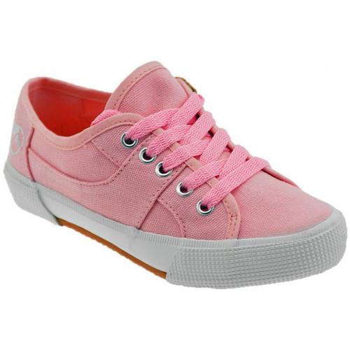 Παπούτσια Κορίτσι Χαμηλά Sneakers Lumberjack  Ροζ