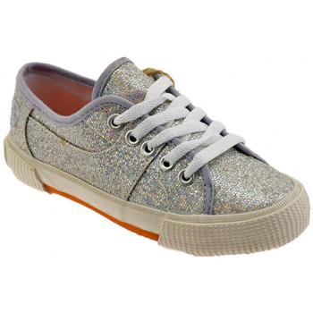 Παπούτσια Κορίτσι Χαμηλά Sneakers Lumberjack  Silver