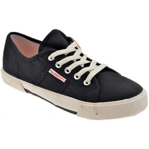 Παπούτσια Γυναίκα Χαμηλά Sneakers Lumberjack  Black