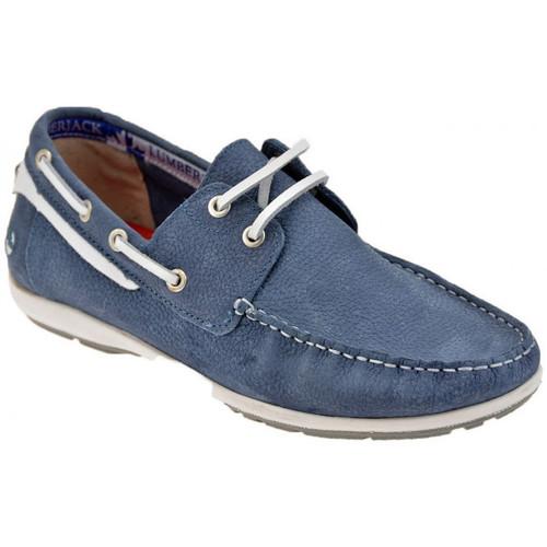 Παπούτσια Άνδρας Μοκασσίνια Lumberjack  Μπλέ