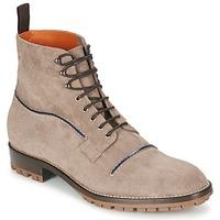 Παπούτσια Άνδρας Μπότες Etro E174 TAUPE