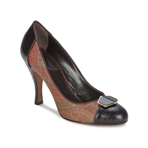 Παπούτσια Γυναίκα Γόβες Etro 3074 Brown