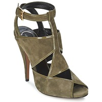 Παπούτσια Γυναίκα Σανδάλια / Πέδιλα Etro 3025 Kaki