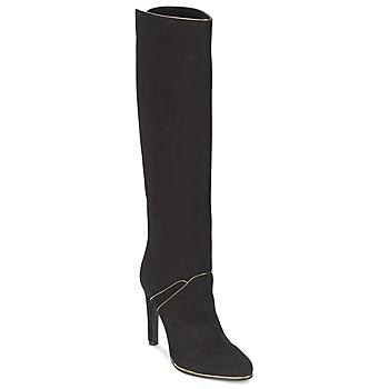 Παπούτσια Γυναίκα Μπότες για την πόλη Etro 3119 Black / Dore