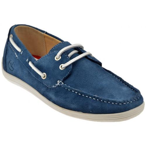 Παπούτσια Άνδρας Boat shoes Lumberjack  Μπλέ
