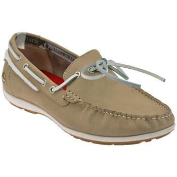 Παπούτσια Άνδρας Boat shoes Lumberjack  Beige