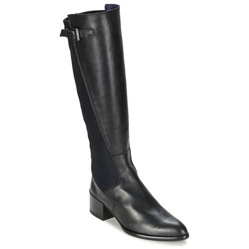 Παπούτσια Γυναίκα Μπότες για την πόλη Stephane Gontard GIOVANI Black