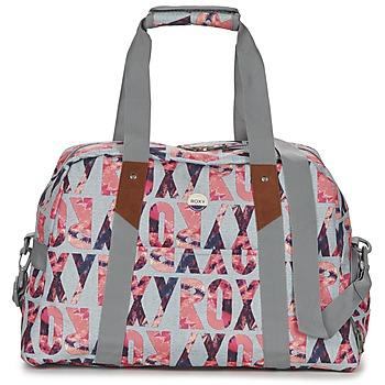 Τσάντες Γυναίκα Αθλητικές τσάντες Roxy SUGAR IT UP Grey / ροζ