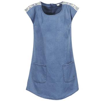Υφασμάτινα Γυναίκα Κοντά Φορέματα Roxy AFTERSURFING Μπλέ