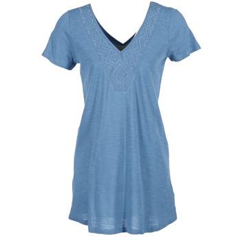 Υφασμάτινα Γυναίκα Κοντά Φορέματα Roxy DUSTIN Μπλέ