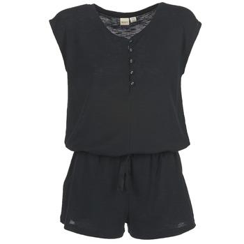 Υφασμάτινα Γυναίκα Ολόσωμες φόρμες / σαλοπέτες Roxy ALWAYS ON MY MIND Black