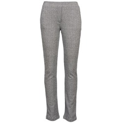 Υφασμάτινα Γυναίκα Παντελόνες / σαλβάρια Majestic 2908 Grey