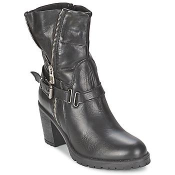 Παπούτσια Γυναίκα Μποτίνια Casual Attitude FANYE Black