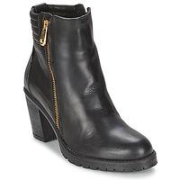 Παπούτσια Γυναίκα Μποτίνια Casual Attitude ELE Black