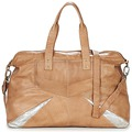 Pieces JACE LEATHER TRAVEL BAG