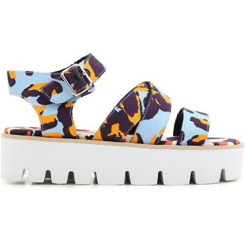 Παπούτσια Γυναίκα Σανδάλια / Πέδιλα Msgm 2042MDS62 014 multicolore