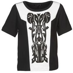 Υφασμάτινα Γυναίκα Μπλούζες Color Block LANETT Black