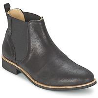 Παπούτσια Γυναίκα Μπότες Petite Mendigote LONDRES Black
