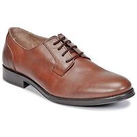 Παπούτσια Άνδρας Derby Selected OLIVER Cognac