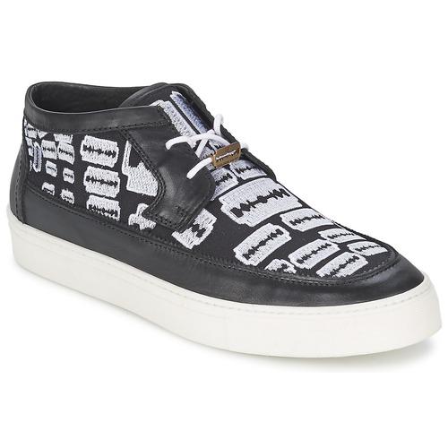 Παπούτσια Άνδρας Ψηλά Sneakers McQ Alexander McQueen 353659 Black