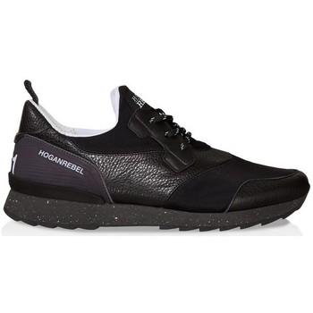 Παπούτσια Άνδρας Χαμηλά Sneakers Hogan HXM2610U390D8D0XCR nero