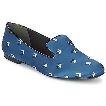 Παπούτσια Γυναίκα Μπαλαρίνες Kenzo 2SL110 Μπλέ / Marine