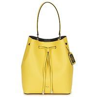 Τσάντες Γυναίκα Τσάντες χειρός Ralph Lauren DRYDEN DEBBY DRAWSTRING Yellow