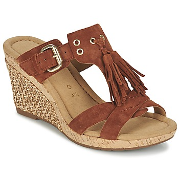 Παπούτσια Γυναίκα Σανδάλια / Πέδιλα Gabor MULETTE Brown