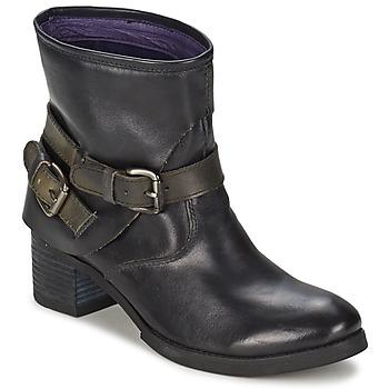 Παπούτσια Γυναίκα Μποτίνια Kdopa TRACY Black