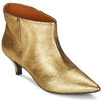 Παπούτσια Γυναίκα Χαμηλές Μπότες RAS ESPE ΧΡΥΣΟ