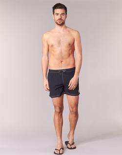 Υφασμάτινα Άνδρας Μαγιώ / shorts για την παραλία U.S Polo Assn. USPA SWIM TRUNK MED Black