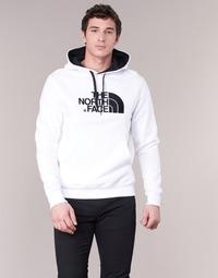 Υφασμάτινα Άνδρας Φούτερ The North Face DREW PEAK PULLOVER HOODIE Άσπρο
