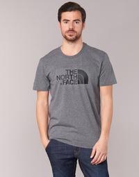 Υφασμάτινα Άνδρας T-shirt με κοντά μανίκια The North Face EASY TEE Grey