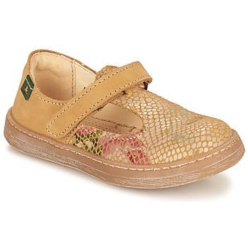 Παπούτσια Κορίτσι Μπαλαρίνες El Naturalista KEPINA Beige