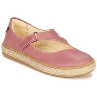 Παπούτσια Κορίτσι Μπαλαρίνες El Naturalista JASPER ροζ