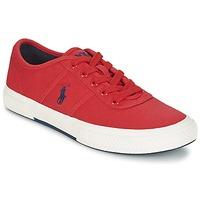 Παπούτσια Άνδρας Χαμηλά Sneakers Ralph Lauren TYRIAN Red