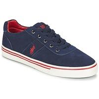 Παπούτσια Άνδρας Χαμηλά Sneakers Ralph Lauren HANFORD Marine