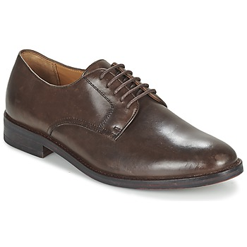 Παπούτσια Άνδρας Derby Ralph Lauren MOLLINGTON Brown