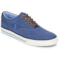Παπούτσια Άνδρας Χαμηλά Sneakers Ralph Lauren VAUGHN Μπλέ