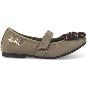 Παπούτσια Κορίτσι Μπαλαρίνες Lulu AH262 Μπεζ