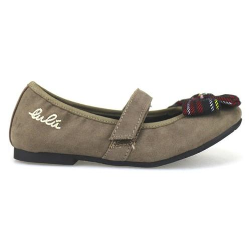 Παπούτσια Κορίτσι Μπαλαρίνες Lulu ΠΑΠΟΥΤΣΙΑ ΜΠΑΛΕΤΟΥ AH262 Μπεζ
