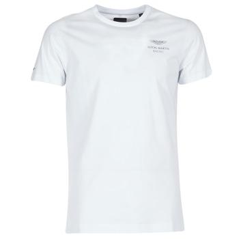 Υφασμάτινα Άνδρας T-shirt με κοντά μανίκια Hackett VEZINO άσπρο