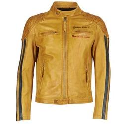 Υφασμάτινα Άνδρας Δερμάτινο μπουφάν Redskins RIVAS Yellow