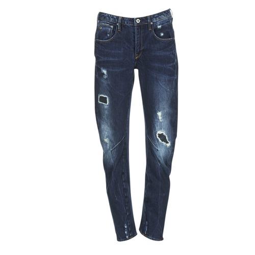 Υφασμάτινα Γυναίκα Boyfriend jeans G-Star Raw ARC 3D LOW BOYFRIEND Μπλέ    Brut c2194ac17ac