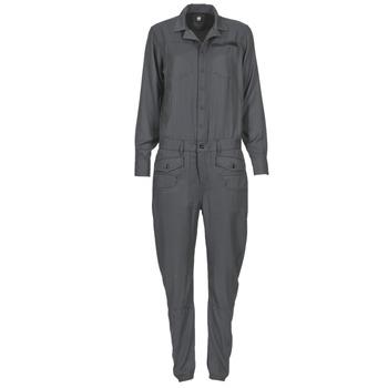 Υφασμάτινα Γυναίκα Ολόσωμες φόρμες / σαλοπέτες G-Star Raw MT ARMY RADAR Grey